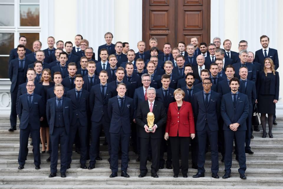 الإتحاد الألماني سيقوم بعرض فيلم سينيمائي عن المنتخب الألماني