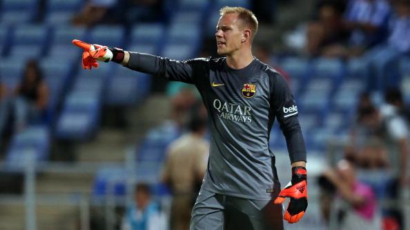 شتيغن يرغب بالرحيل عن برشلونة على سبيل الإعارة