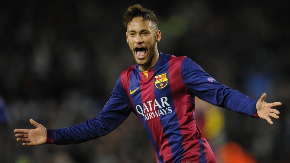 نيمار يتجه لتمديد عقده مع برشلونة