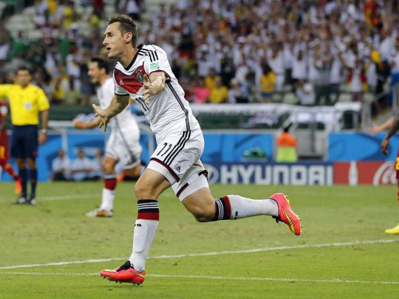 كلوزه واثق بلاعبي المنتخب الألماني