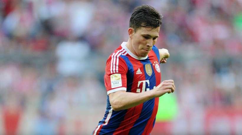 عدة أندية ألمانية تلاحق هويبيرغ لاعب بايرن ميونخ