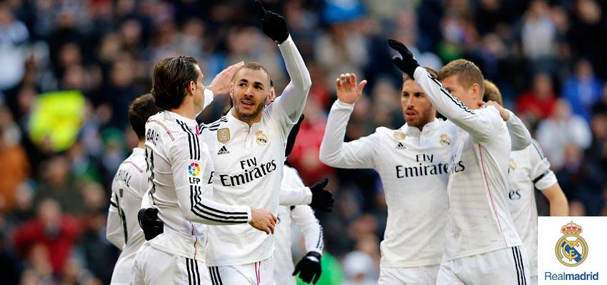 ريال مدريد يسحق ريال سوسيداد ويثأر منه