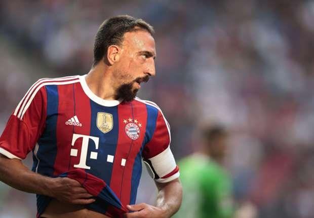 ريبيري يؤكد تفوق بايرن ميونخ على ريال مدريد