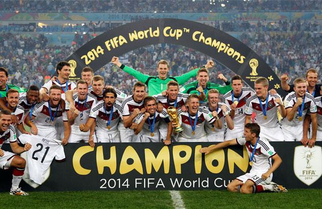 ألمانيا تحافظ على صدارة التصنيف العالمي