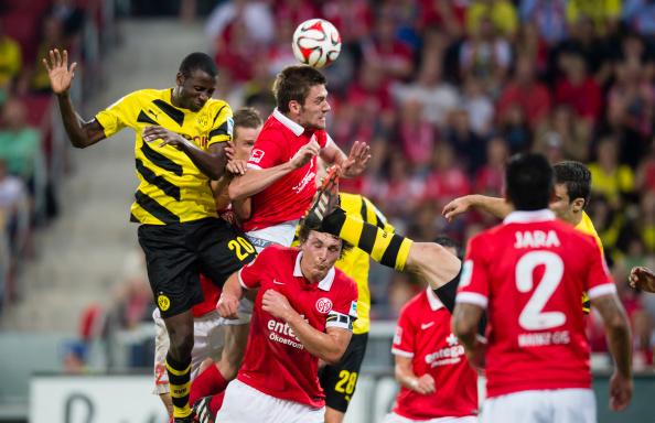 1. FSV Mainz v Borussia Dortmund - Bundesliga