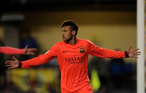 Neymar+Villarreal+CF+v+Barcelona+pmM3Dh2KLiGl