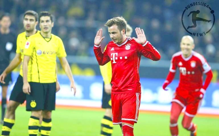 Borussia-Dortmund-Bayern-Munich