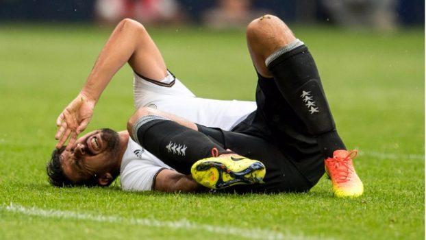 نهاية مسيرة سامي خضيرة في يورو 2016