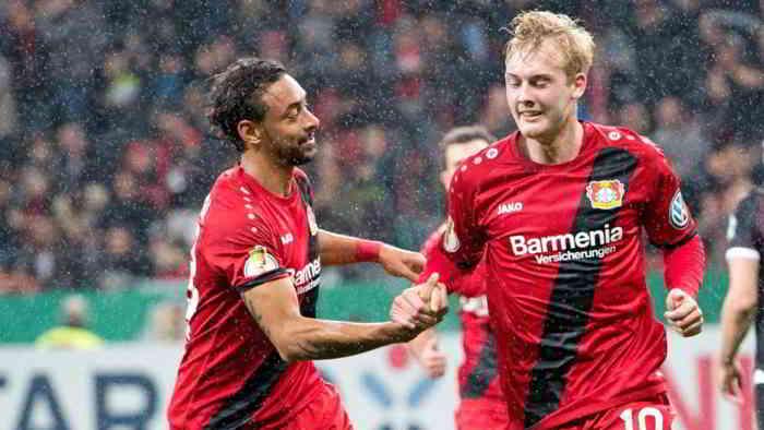 ليفركوزن يهزم يونيون برلين في كأس المانيا