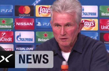 تصريح يوب هاينكس بعد الفوز على باريس سان جيرمان