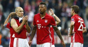 بايرن ميونخ في مواجهة ريال مدريد