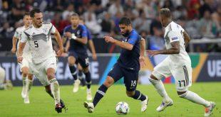 تعادل المانيا وفرنسا في دوري أمم أوروبا