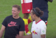 لايبزيغ يهزم ماينز في افتتاح الدوري الألماني