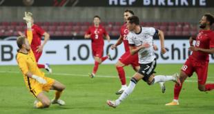 أهداف المباراة ألمانيا وتركيا 3-3