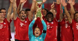 بايرن ميونخ بطلًا للسوبر الألماني على حساب دورتموند
