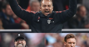 أفضل مدرب في أوروبا 2020
