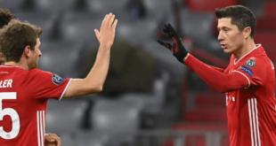 بايرن ميونخ وسالزبورغ في إياب دوري أبطال أوروبا
