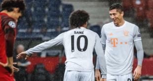 بايرن ميونخ يكتسح سالزبورغ في مباراة مجنونة
