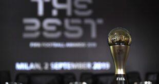 جائزة أفضل لاعب في العالم 2020 تعود وهذا المرشح الأبرز