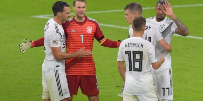 نوير يتحدث عن حاجة المانيا للثلاثي مولر وبواتينغ وهوميلس