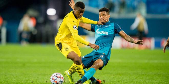 يوسوفا موكوكو أصغر لاعب في تاريخ دوري أبطال أوروبا